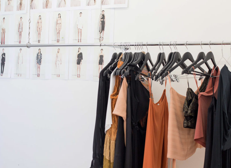 what it's really like to prep for fashion show