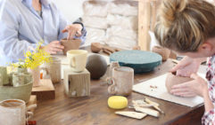 Get crafty! hunker down to a pottery class. Guild of Objects, Melbourne.