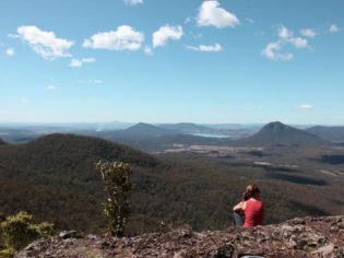 adventure Queensland Mountain bike riding