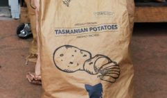 Tasmania does a good line in potatoes (photo: Lara Picone).
