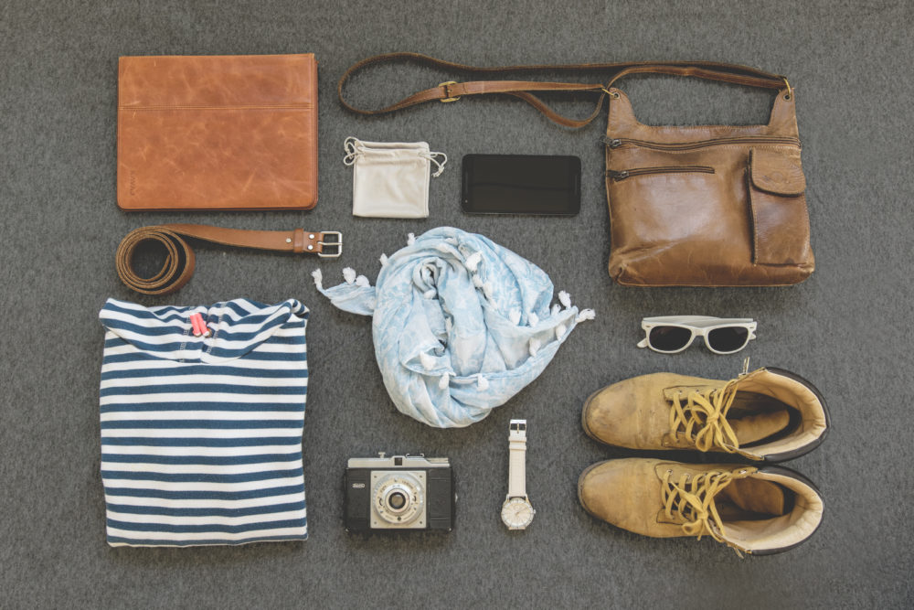 Frequent traveller Benjamin Law makes like Joan Didion and shares his packing list