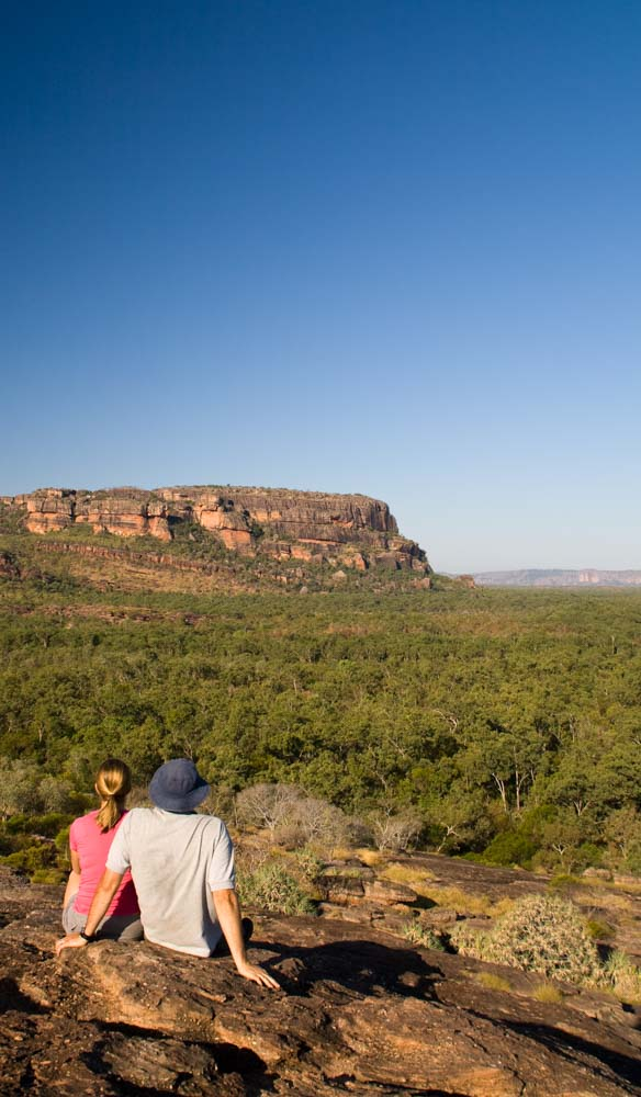 A stunning view of Burrunggui in Kakadu National Park, Northern Territory.