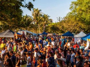 northern territory sunset markets attractions