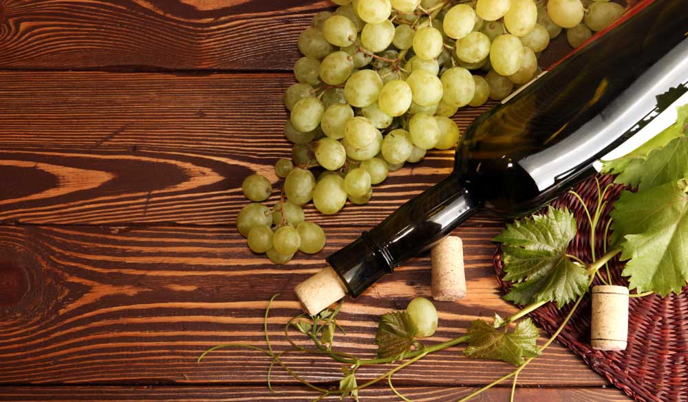 Natural wines are made with as few artificial processes as possible.