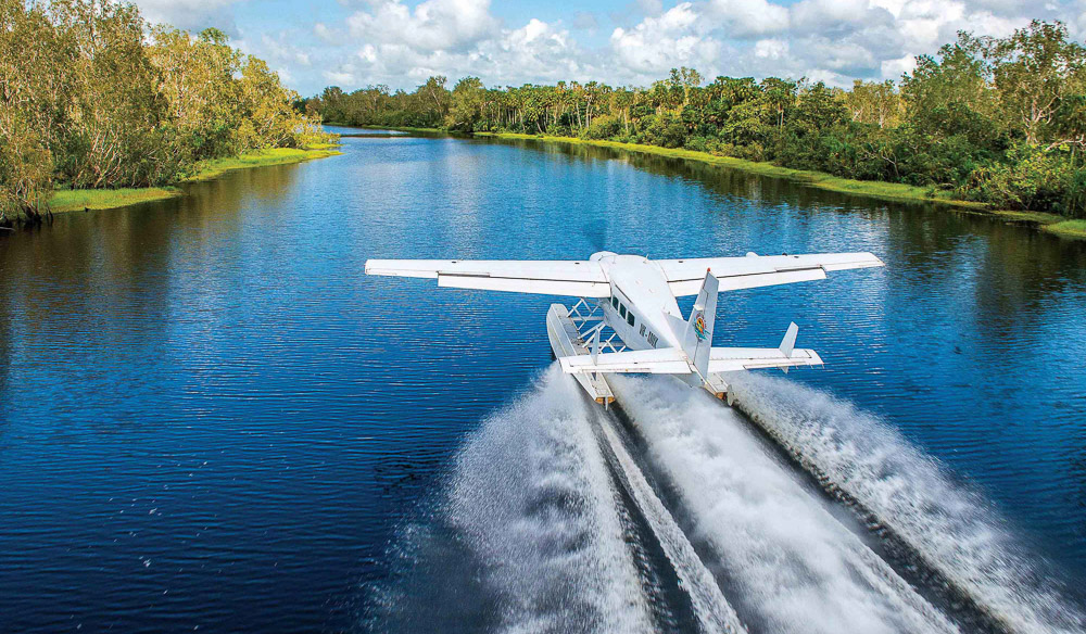 Outback Australia with Outback Floatplanes