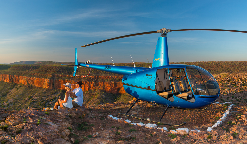 Helispirit Outback Special 2017