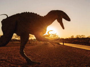 Winton Dinosaur Attraction