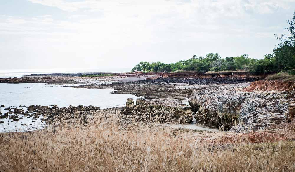East Point Reserve in Darwin is a popular recreation spot for locals and visitors (photo: Michael Wee).