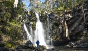 Lorne Walks Phantom Falls Victoria