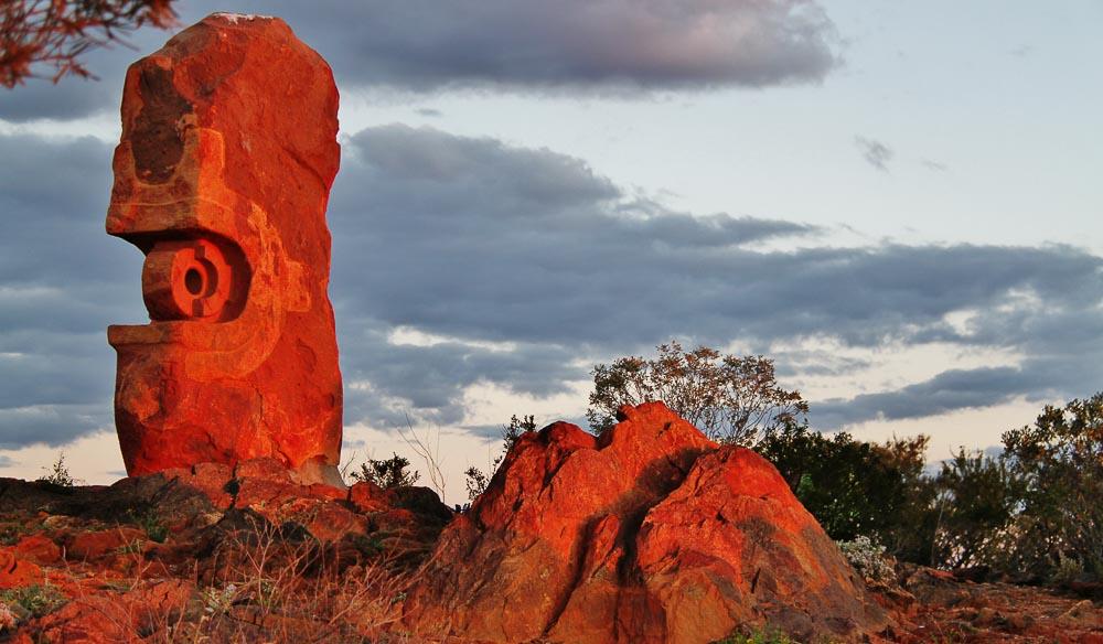 The Living Desert, Broken Hill, NSW