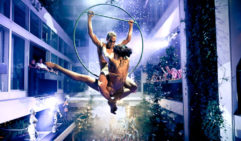 The Ibiza circus invades Pacha, The Ivy, Sydney CBD.