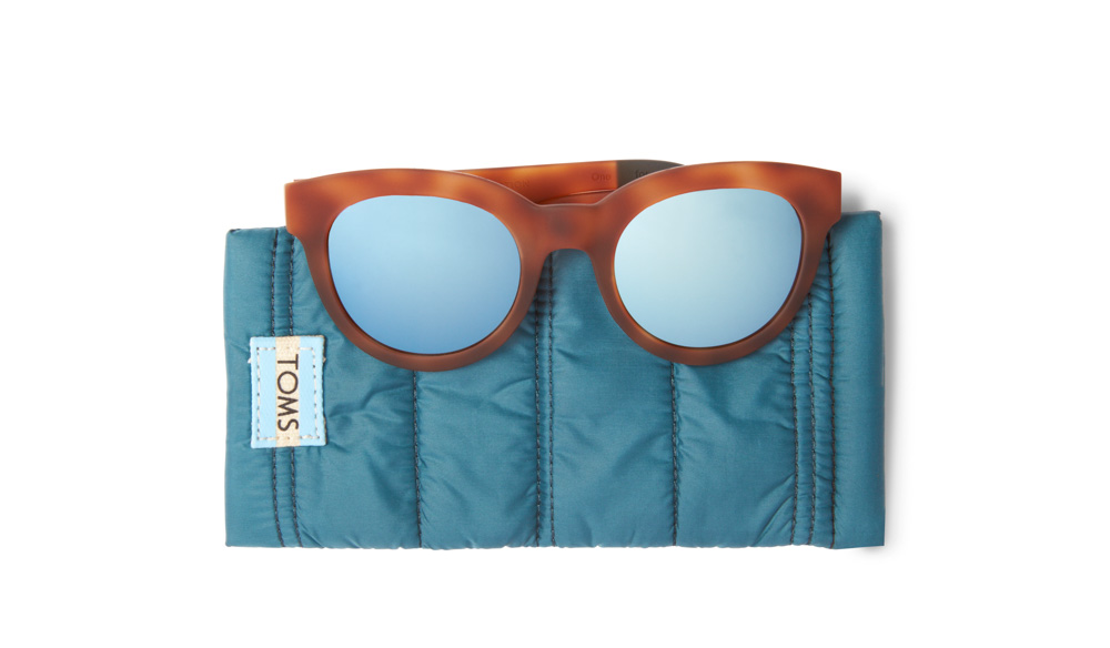 New stylish shades from Kathmandu and Toms.