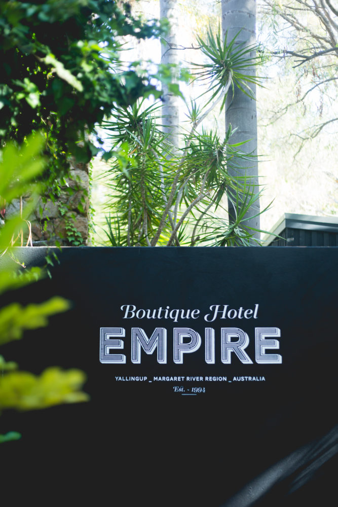 Empire Retreat and Spa a luxury hideaway, for grown-ups seeking solitude... together.