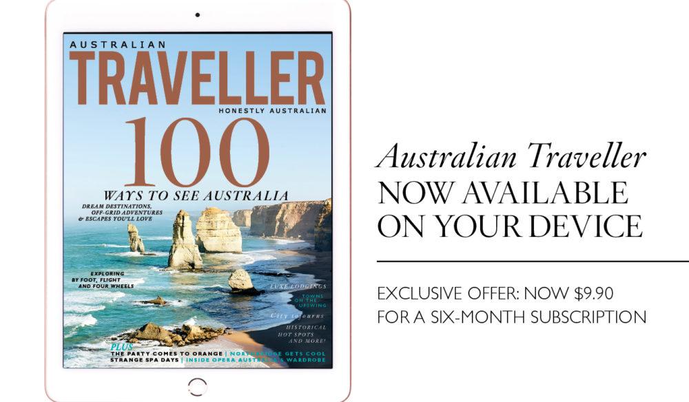 Digital Australian Traveller Issue