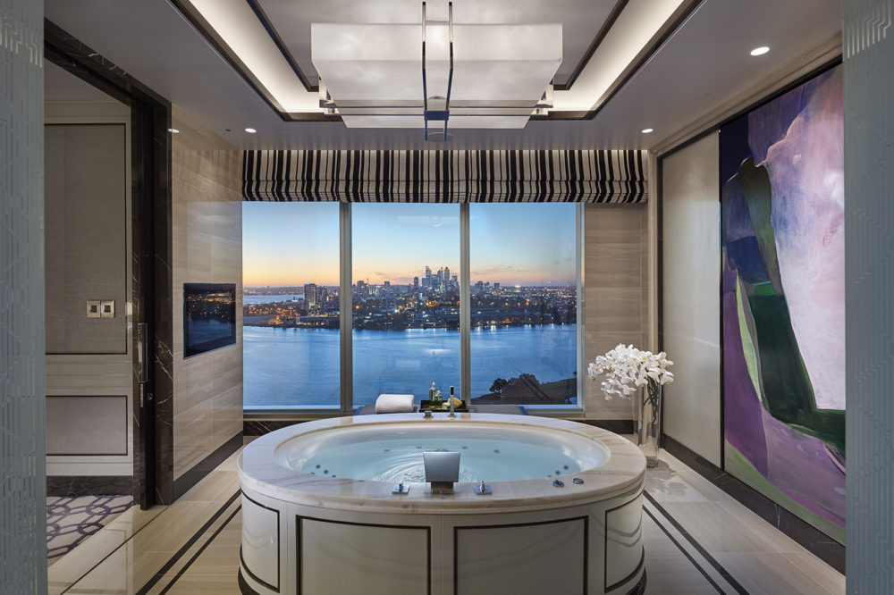 715 square metres of unbridled luxury. Crown Towers Perth suite room is the most expensive in Australia.