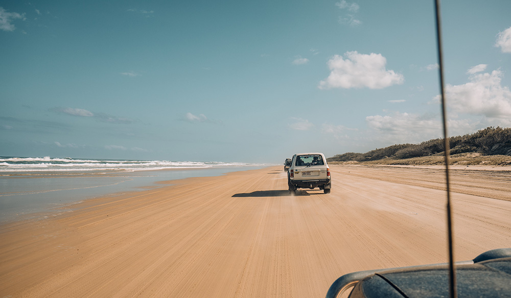 15 Sand Driving Tips For Fraser Island Australian Traveller