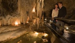 Tasmania has some of the deepest caves in Australia, so if you enjoy a sojourn in the underworld, Tassie is a good bet.