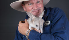 Kevin Bradley, Save The Bilby Fund Director and CEO.