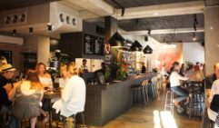Check out Adelaide's ever growing bar scene, and grab a nice wine at Mother Vine.