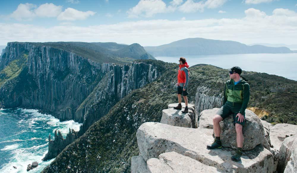 The Blade Tasmania Parks and Wildlife Service