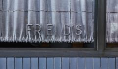 Fred's, in Paddington, was two years in the making.