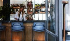 Take a seat at the front bar, or head downstairs to speakeasy Charlie Parker's.