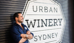 Urban wineries are cultural mainstay in Europe and New York, but this Urban Winery Sydney is one of the first of its kind in Australia, Sydney, Australia.