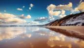 Great Beach Drive Rainbow Beach