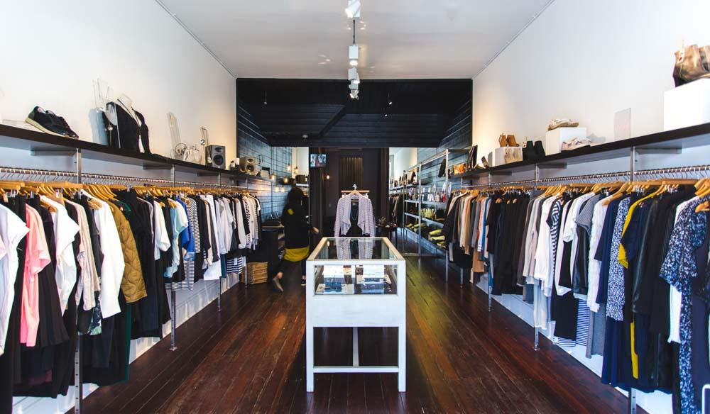William street fashion vintage designer boutiques
