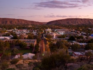 Hartley St ANZAC Hill, Alice Springs, Northern Territory