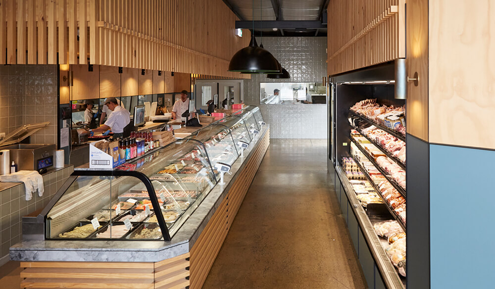 Cannings Free Range Butcher shop, Kew, Melbourne