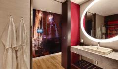 The lastest Perth hotel Aloft is so slick, sleek you must go visit.