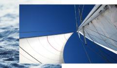 Sails away to south eastern Tasmania (photo: Steve Madgwick).