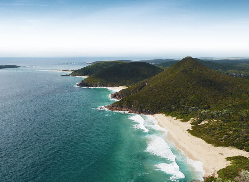 Port Stephens Beaches