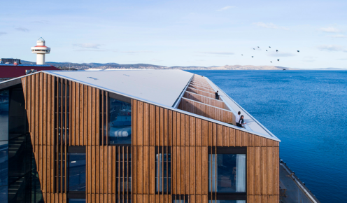 There are 114 reasons to visit Tasmania's new wharf-side hotel, MACq01.