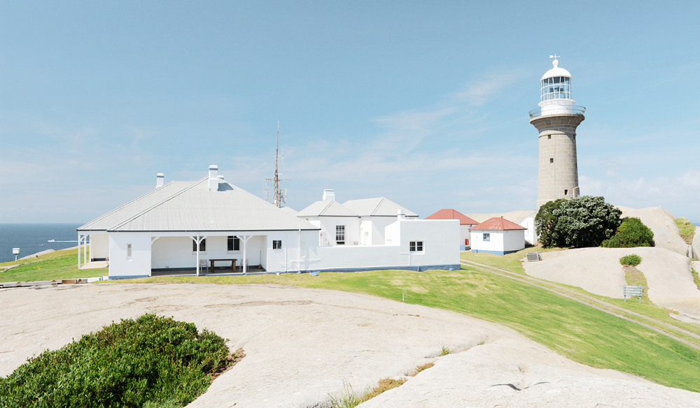 Nestled in Seal Rocks, the Sugarloaf lighthouse cottage is a remarkable spot to explore coast, bushland and lakes. Credit: Sugarloaf Point Lighthouse Keepers' Cottages, Craig Mason