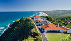 Save 50% on stays at Byron Bay lighthouse cottages when you book in May