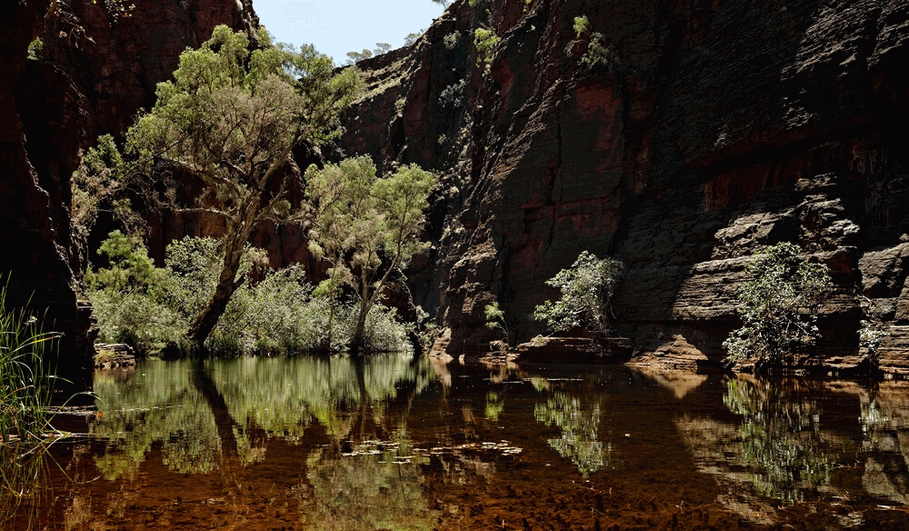 Karijini outback national park