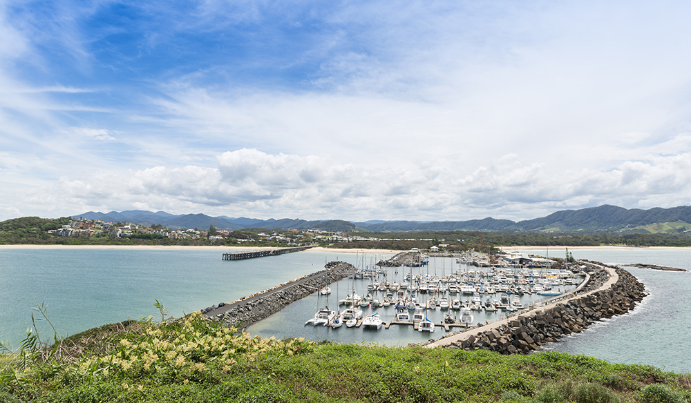Muttonbird Island Coffs Harbour