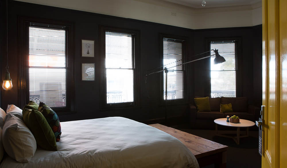 Small but stylish, what the Franklin Boutique Hotel lacks in size makes up for in personality.