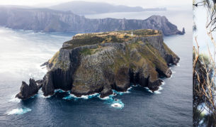Three Capes, Tasmania, travel treks walks Tasmania cliffs
