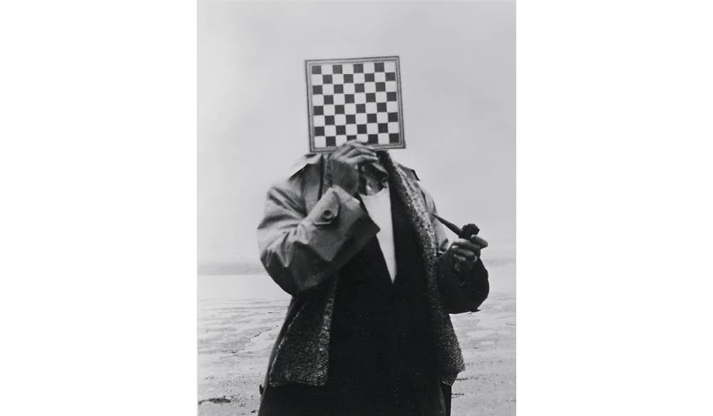 René Magritte_The Giant(Le Géant)