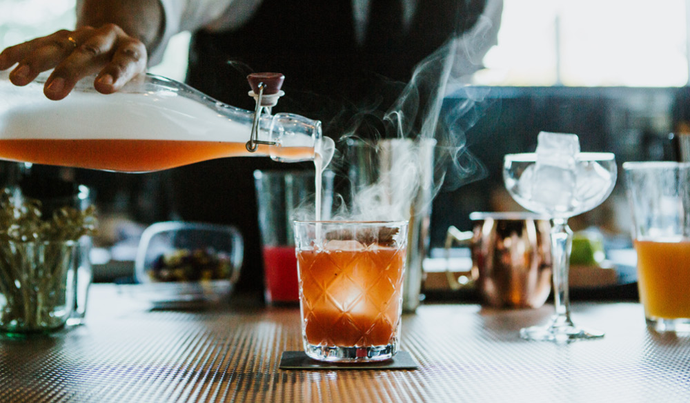 food restaurant bar spirit house cocktails spirits