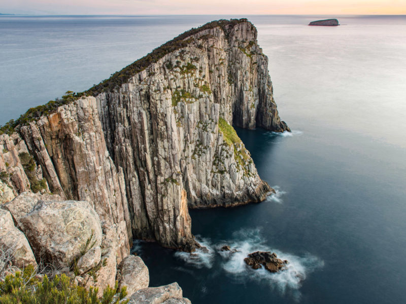 The Three Capes Track Cape Hauy
