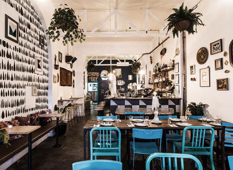 food wine desert restaurant exotic american melbourne