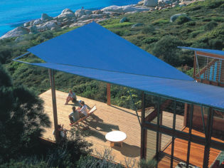 Bay of Fires Lodge: for lovers of luxury