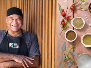 food and wine spices chef NT Asian cuisine