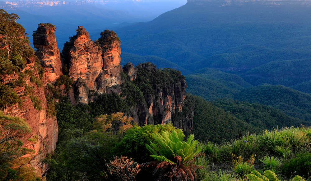 Blue Mountains took home two awards - 'Cosiest Winter Destination' and 'Most Romantic Escape'