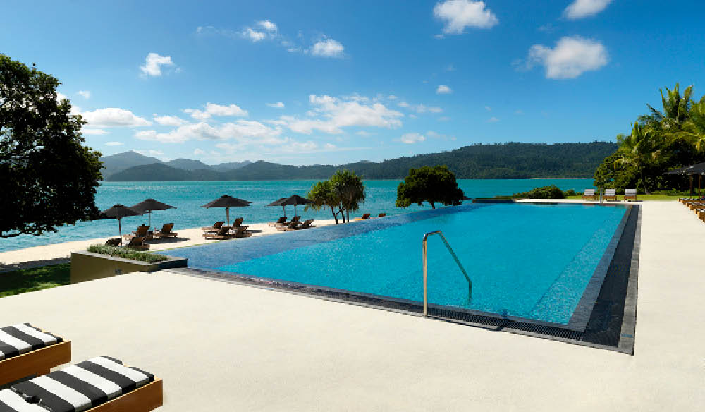 The incredible luxury resort qualia took home 'The Sexiest Pool' and 'The Best Luxury Resort' awards