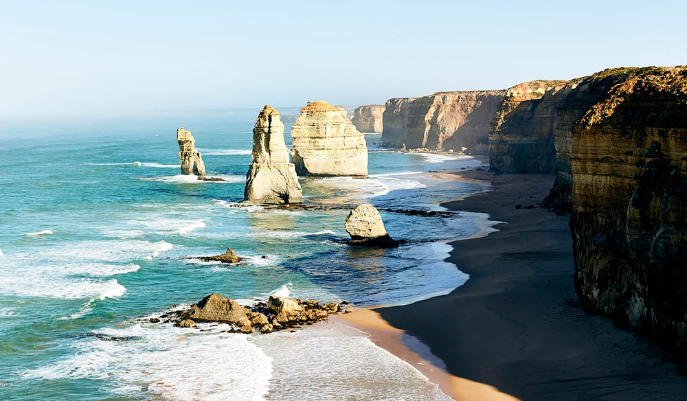 Unsurprisingly, the Great Ocean Road took home the 'Ultimate Road Trip' award